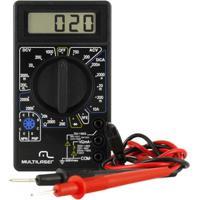 Multimetro Digital Multiuso Para Medições Elétricas