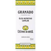 Óleo Capilar Nutritivo Granado Castanha Do Brasil 55Ml - Unissex-Incolor