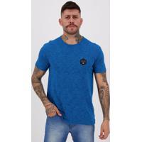 Camiseta Hang Loose Especial Label Azul