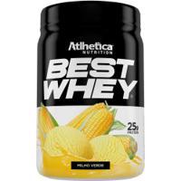 Best Whey Atlhetica - Milho Verde - 450G