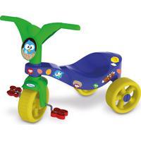 Triciclo Pop Birds Azul Xalingo