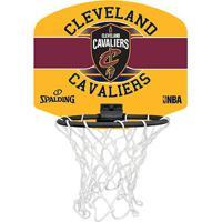 Mini Tabela De Basquete Nba Cleveland Cavaliers Spalding Team Micro Backboard Set - Unissex