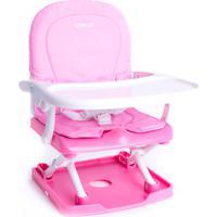 Cadeira De Refeição Cosco Portátil Rosa