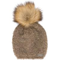 Norton Pom Pom Knitted Hat - Marrom