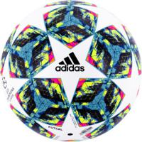 Bola De Futsal Adidas Champions League Finale 19 5X5 - Branco/Azul Cla