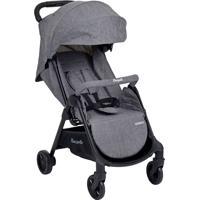 Carrinho De Bebê Genius-Burigotto - Gray