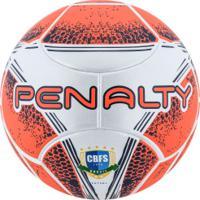 ... Bola De Futsal Penalty Max 400 Fusion Viii - Branco Coral 3fb96cd520cc2