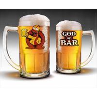 Caneca God Of Bar