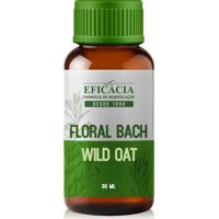 Floral De Bach Wild Oat - 30 Ml