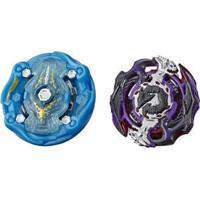 Pião De Batalha - Beyblade Burst Rise Duplo - Hyper Sphere - Gargoyle G5/Cosmic Kraken E7533