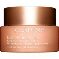 Anti-Idade Clarins Extra Firming Jour Day Cream All Skin Types 50Ml - Feminino