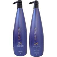 Kit Shampoo E Creme Aneethun Linha A (2X1000Ml) - Unissex-Incolor