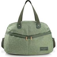 Bolsa Jacki Design De Viagem Be You - Unissex-Verde