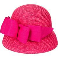 Mi Mi Sol Chapéu Clássico - Rosa