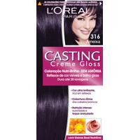 Coloração Permanente Casting Creme Gloss N° 316 Ameixa L'Oréal 1 Unidade