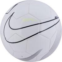 Bola De Futebol De Campo Nike Mercurial Fade - Branco/Preto