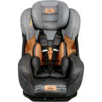 Cadeira Para Auto - De 0 A 25 Kg - Eris - Denim Gris - Team Tex