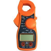 Alicate Amperímetro Digital 1.5V Cat Ii 600V Ad-8005 Icel