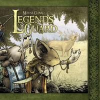 Mouse Guard: Legends Of The Guard Volume 1: 4