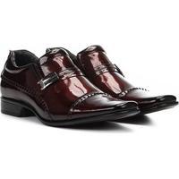 Sapato Social Couro Rafarillo Las Vegas Masculino - Masculino-Marrom Claro
