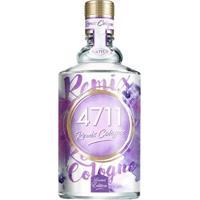 Perfume Remix Lavanda 4711 Eau De Cologne 100Ml - Unissex