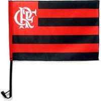 Bandeira Flamengo Modelo Carro - Unissex