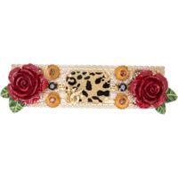 Dolce & Gabbana Acessório Para Cabelo - Dourado