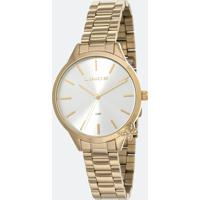 Kit Relógio Feminino Lince Lrg4602L-Kv95S1Kx 5Atm + Conjunto Semijóia