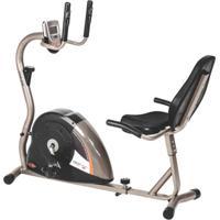 Bicicleta Ergométrica Magnética Horizontal Mormaii Drop 5000H