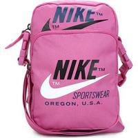 Bolsa Nike Heritage Air Smit 2.0 - Unissex-Rosa+Azul