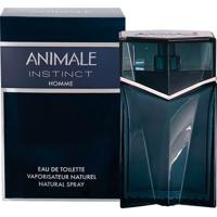 Animale Instinct Homme De Animale Eau De Toilette Masculino 100 Ml
