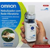 Inalador Portátil Omron Micro Air De Rede Vibratória (Ne-U22)