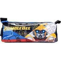 Estojo Escolar Transformers Pacific-933W13 - Masculino