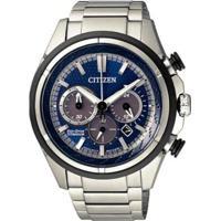 Relógio Citizen Titanium Tz30884F Masculino - Masculino-Prata