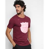 91877e69d9bf9 Netshoes  Camiseta Barcelona Tee Hook Nike Masculina - Masculino