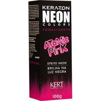 Keraton Neon Colors Atomic Pnk 100G - Unissex-Incolor