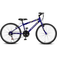Bicicleta Kyklos Bikes Aro 24 Move 21V Azul