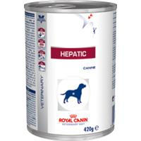 Ração Royal Canin Veterinary Diet Wet Canine Hepatic 420G