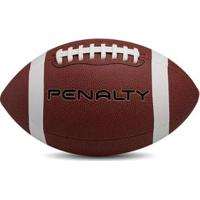 Bola Futebol Americano Viii Penalty Mar Bco Un - Unissex