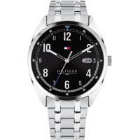 fa592dfce9a Relógio Tommy Hilfiger Masculino Aço - 1791568