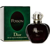 Poison De Christian Dior Eau De Toilette Feminino 50 Ml