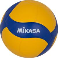Bola De Vôlei Mikasa Vm390W - Amarelo/Azul
