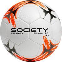 Netshoes  Bola Futebol Society Penalty Brasil 70 R1 - Unissex 82b5f73c68a98