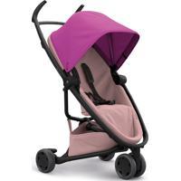 Carrinho De Bebê Zapp Flex Quinny Pink On Blush #8 Rosa
