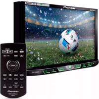 Avh-X598Tv, Pioneer, Dvd Automotivo, Preto