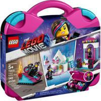 Lego Movie - O Filme 2 - Maleta De Construção Da Lucy - 70833