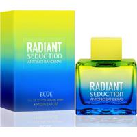 Perfume Antonio Banderas Radiant Seduction Blue Masculino Eau De Toilette