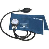 Aparelho De Pressão Esfigmomanômetro Aneróide Velcro Glicomed