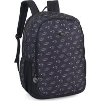 Mochila Para Notebook Hot Wheels Mj48457Hw Preto