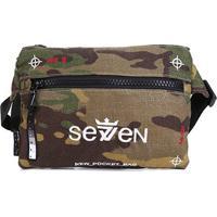 Pochete Seven Brand Pocket Bordada - Masculino
